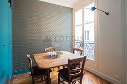 Appartamento Parigi 9° - Sala da pranzo
