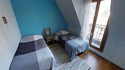 Apartamento París 4° - Dormitorio