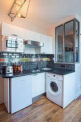 Apartamento París 6° - Cocina