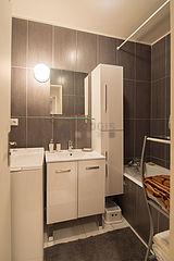 Apartamento París 19° - Cuarto de baño