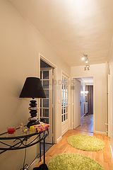 Apartment Paris 19° - Entrance