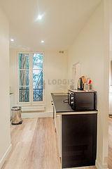 Дуплекс Париж 15° - Кухня