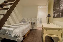 Duplex Paris 15° - Bedroom