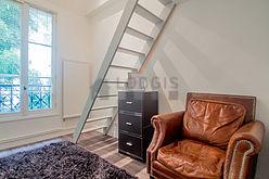 Duplex Paris 15° - Bedroom 2