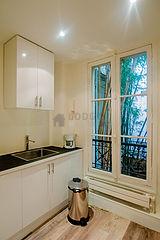 Duplex Paris 15° - Kitchen