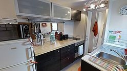 Apartment Paris 10° - Kitchen