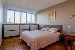 Apartment Paris 14° - Bedroom 2