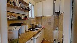 公寓 巴黎13区 - 厨房