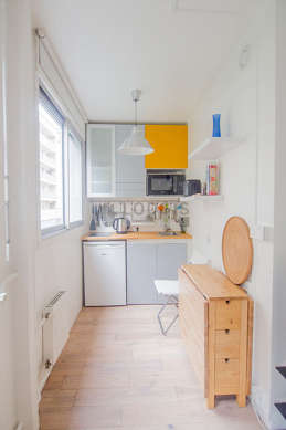 Great kitchen of 0m² with woodenfloor