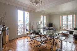 Apartamento París 14° - Comedor