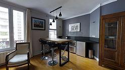 Apartamento Paris 7° - Cozinha