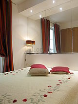 Apartment Paris 16° - Bedroom