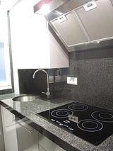 Wohnung Paris 16° - Küche