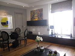 Wohnung Paris 16° - Wohnzimmer