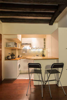 Great kitchen of 2m² with tilefloor