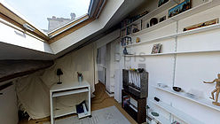 Apartamento París 2° - Despacho