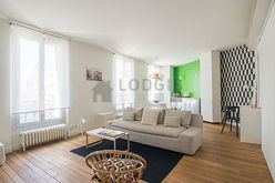 Apartment Paris 10° - Living room