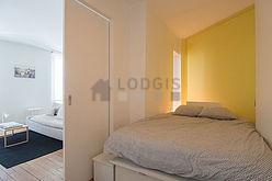 Appartement Paris 10° - Alcove