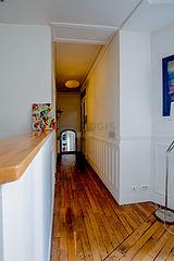 Wohnung Paris 10° - Eintritt