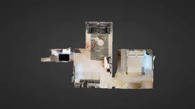 Appartamento Parigi 10° - Piantina interattiva