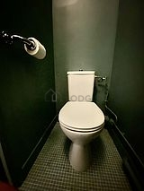アパルトマン パリ 7区 - トイレ