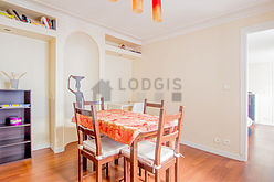 Apartamento París 9° - Comedor
