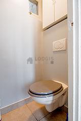 Apartamento París 9° - WC