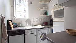 Wohnung Paris 18° - Küche