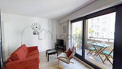 アパルトマン パリ 12区 - リビングルーム