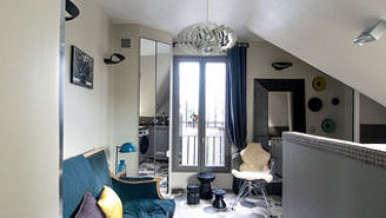 Quartier Latin – Panthéon París Paris 5° 1 dormitorio Apartamento