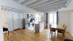 公寓 巴黎8区 - 客厅