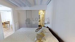 公寓 巴黎8区 - 卧室