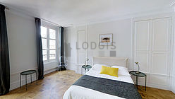 Appartamento Parigi 1° - Camera