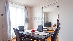 公寓 Val de marne est - 饭厅