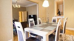 Wohnung Paris 5° - Esszimmer