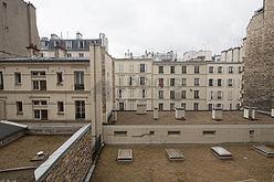 公寓 巴黎17区 - 阳台
