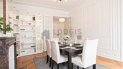 Квартира Париж 9° - Столовая