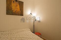 Apartamento París 17° - Alcoba