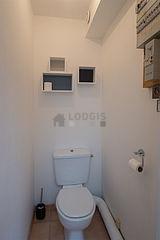公寓 巴黎5区 - 廁所