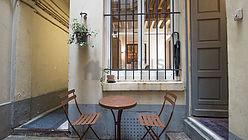 Wohnung Paris 6° - Terasse