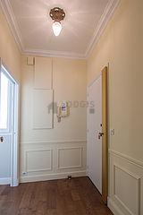 アパルトマン パリ 1区 - 玄関