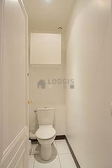 Apartamento París 1° - WC