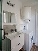 アパルトマン パリ 17区 - バスルーム