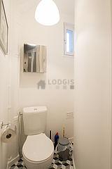 Apartment Paris 10° - Toilet