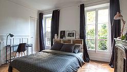Apartamento París 9° - Dormitorio