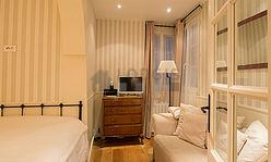 Wohnung Paris 6° - Schlafzimmer