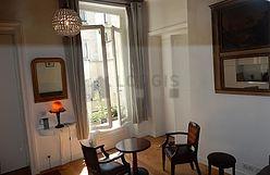 顶楼公寓 巴黎5区 - 客厅