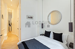 Wohnung Paris 1° - Schlafzimmer