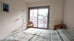 Apartamento París 5° - Dormitorio 3