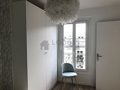アパルトマン パリ 12区 - ベッドルーム